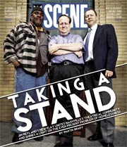 STAND Article in The Nashville Scene